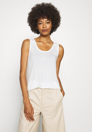 Top - oyster white