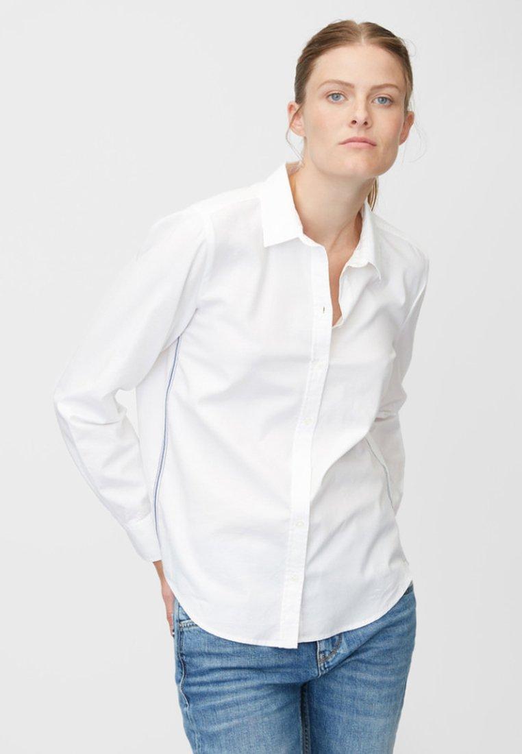 Marc O'Polo - Button-down blouse - white
