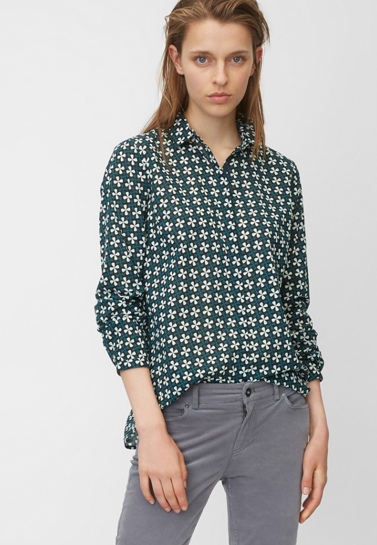 Marc O'Polo - Overhemdblouse - blue