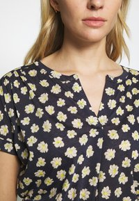 Marc O'Polo - SHORT SLEEVE - Blouse - dark blue - 5