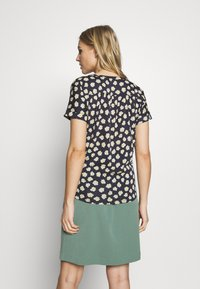 Marc O'Polo - SHORT SLEEVE - Blouse - dark blue - 2