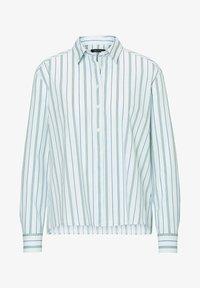 Marc O'Polo - Button-down blouse - green - 5