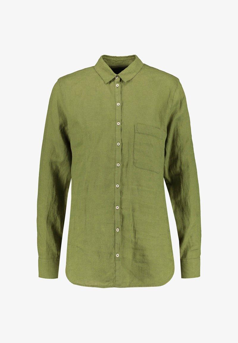 Marc O'Polo - Button-down blouse - green