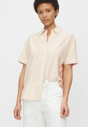 CHEMISIER - Button-down blouse - white