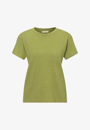 Basic T-shirt - seaweed green