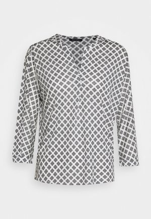 SLEEVE - Long sleeved top - oyster white
