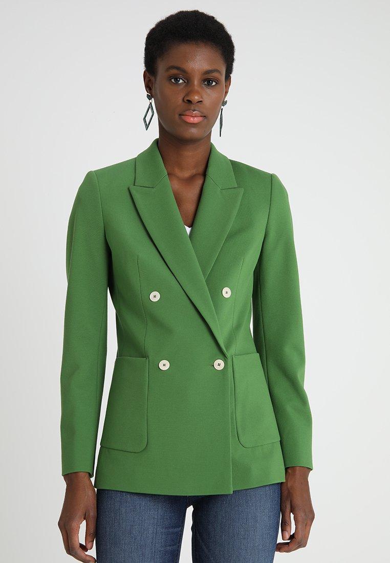 Marc O'Polo - DOUBLE BREASTED - Blazere - green clover