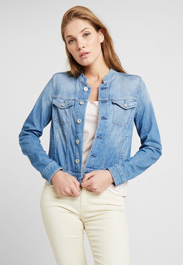 Marc O'Polo - Denim jacket - light summer denim wash