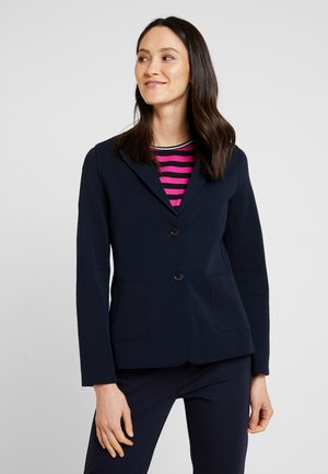 PATCHED POCKETS - Blazer - midnight blue