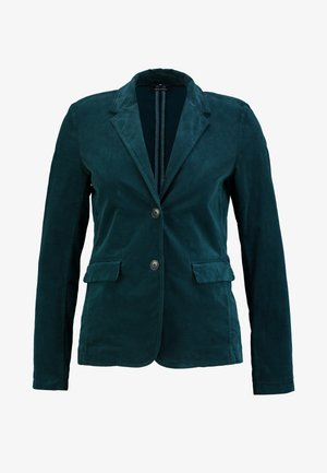 NOTCH - Blazer - dusky emerald