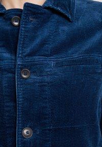 Marc O'Polo - JACKET SLIM FIT - Korte jassen - dusty blue - 5