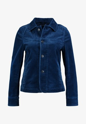 JACKET SLIM FIT - Korte jassen - dusty blue