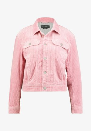 JACKET BUTTON CLOSURE WIDE - Tunn jacka - strawberry cream