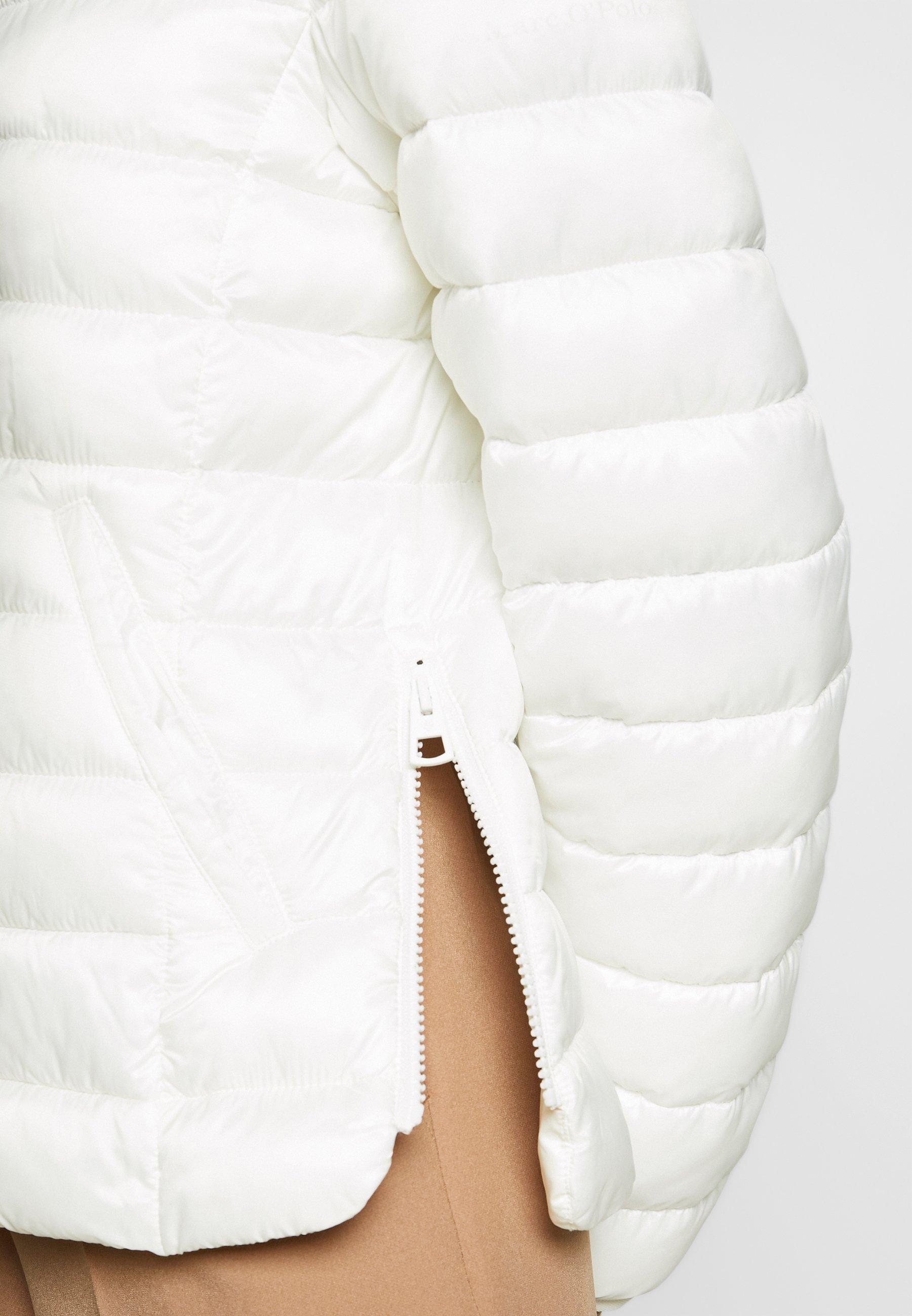 Marc O'Polo NO DOWN SLOW DOWN - Vinterjakke - soft white