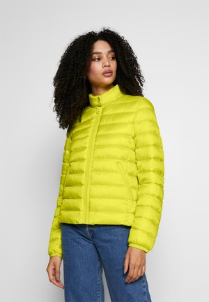 NO DOWN SLOW DOWN - Winter jacket - juicy lime