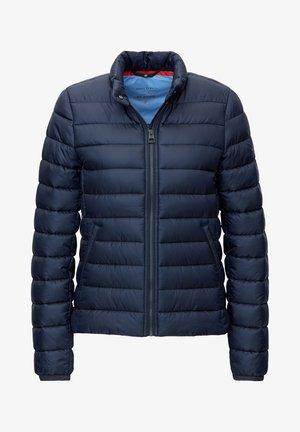 NO DOWN SLOW DOWN - Winter jacket - mottled blue
