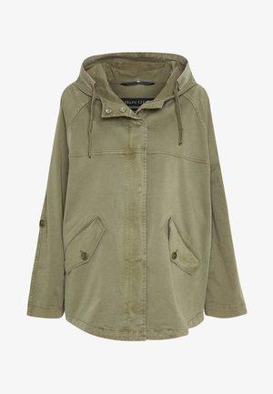 Summer jacket - clear fern