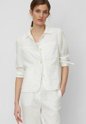 AUS REINEM  - Korte jassen - white linen