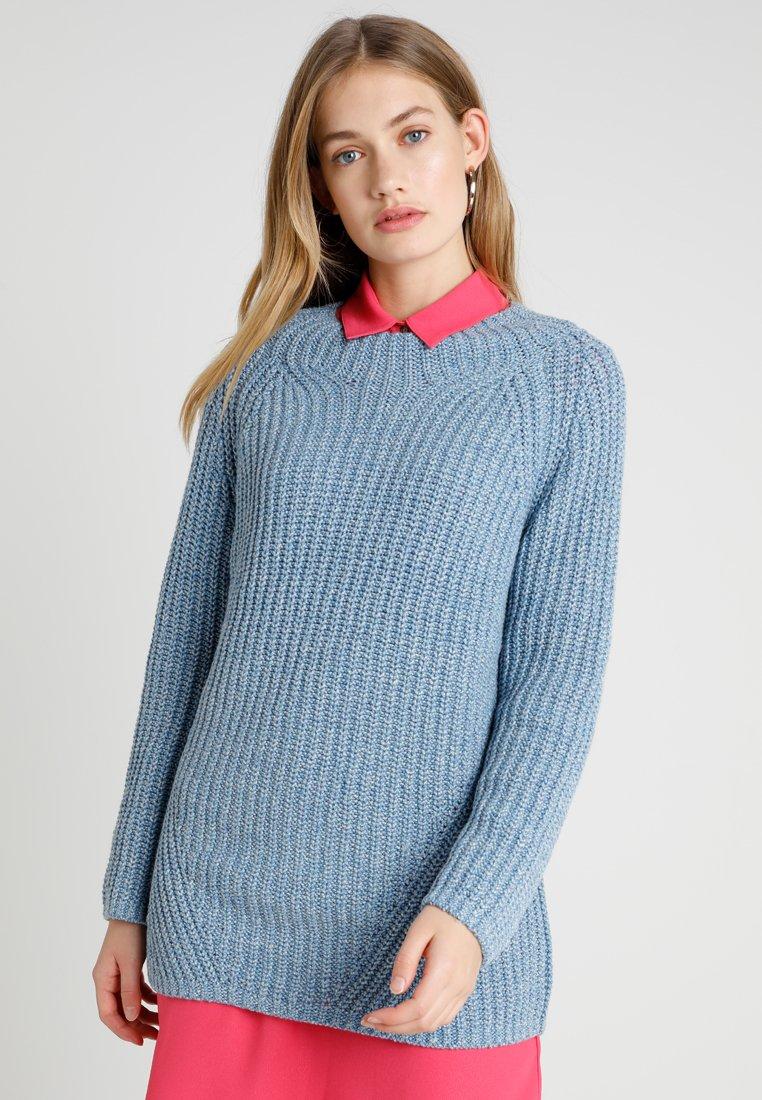 PURE Ox27;Polo Marc ice blue Pullover vm0ynNw8O