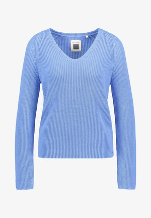Sweter - light blue