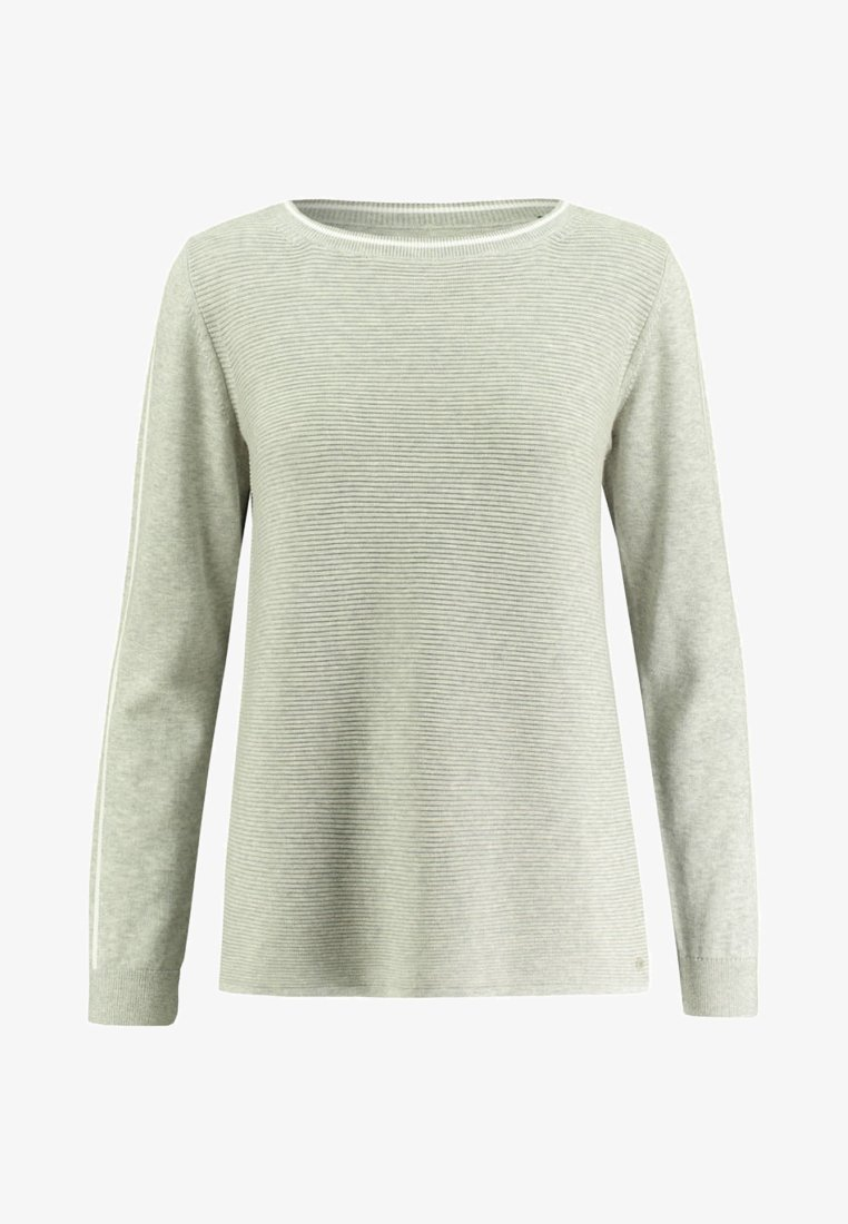 Marc O'Polo - Strickpullover - mottled grey