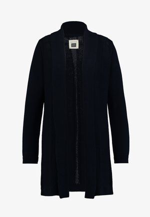 CARDIGAN LONGSLEEVE - Kardigan - midnight blue