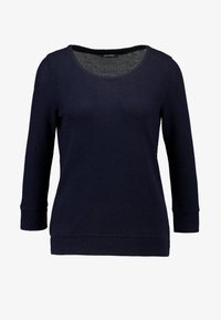 Marc O'Polo - LONG SLEEVE CREW NECK - Jersey de punto - midnight blue - 3