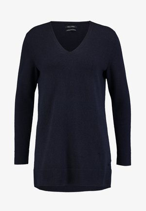 LONGSLEEVE V NECK - Trui - midnight blue