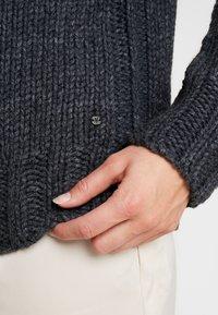 Marc O'Polo - Pullover - smokey grey - 5