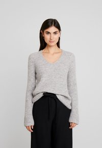 Marc O'Polo - Jumper - light stone melange - 0