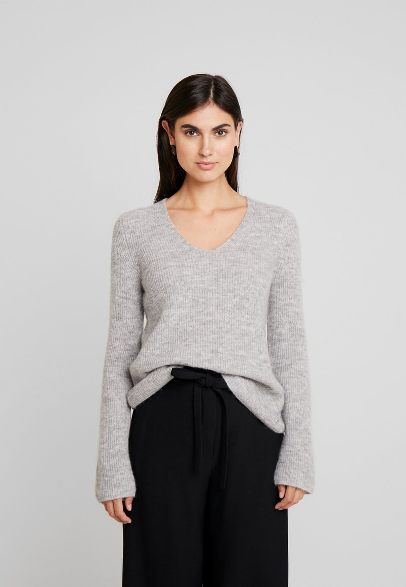 Marc O'Polo - Jumper - light stone melange