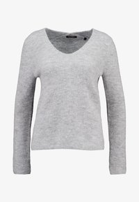 Marc O'Polo - Jumper - light stone melange - 4