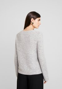Marc O'Polo - Jumper - light stone melange - 2