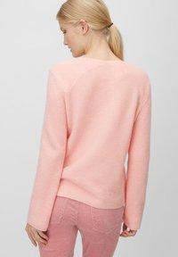 Marc O'Polo - Jumper - mottled pink - 2