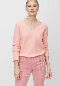 Marc O'Polo - Jumper - mottled pink - 0