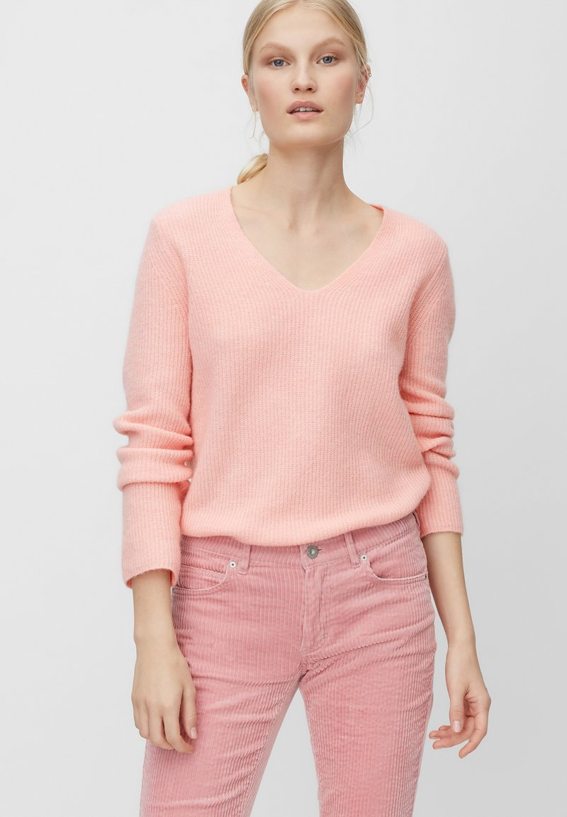 Marc O'Polo - Jumper - mottled pink