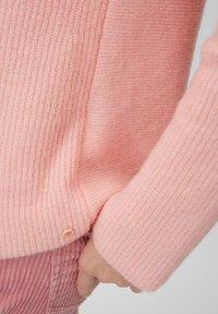 Marc O'Polo - Jumper - mottled pink - 3