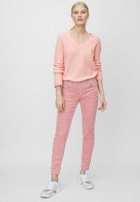 Marc O'Polo - Jumper - mottled pink - 1