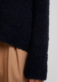 Marc O'Polo - OPEN FRONT - Cardigan - midnight blue - 5