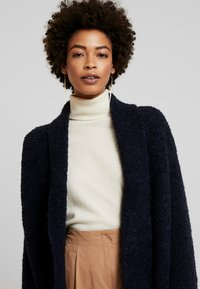 Marc O'Polo - OPEN FRONT - Cardigan - midnight blue - 3