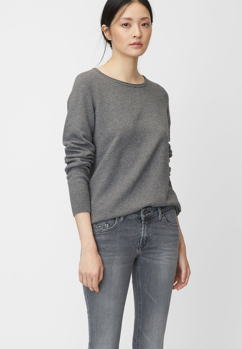 Marc O'Polo - Strickpullover - grey