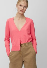 Marc O'Polo - Cardigan - mottled pink - 0