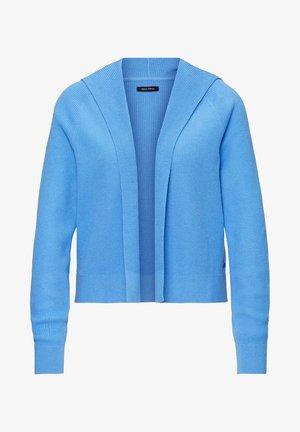 Strickjacke - light blue