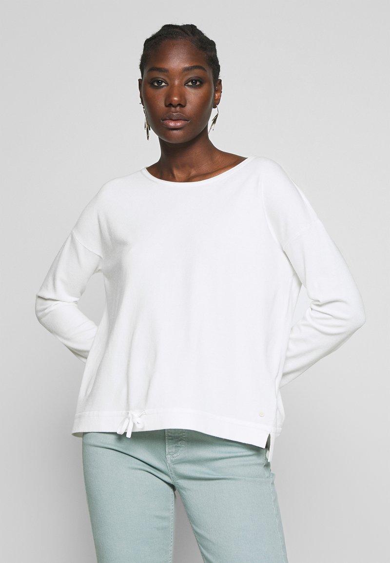 Marc O'Polo - Sweatshirt - soft white