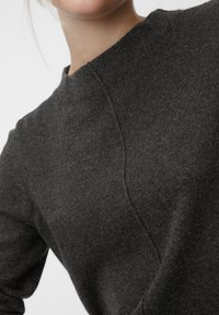 Marc O'Polo - Sweter - dark grey - 4