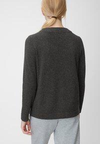 Marc O'Polo - Sweter - dark grey - 2