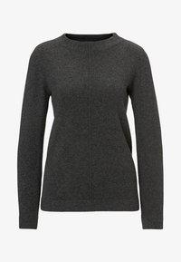Marc O'Polo - Sweter - dark grey - 5