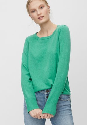 Sweter - green