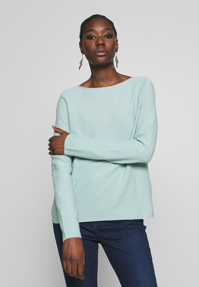 SEAMLESS - Jersey de punto - misty spearmint