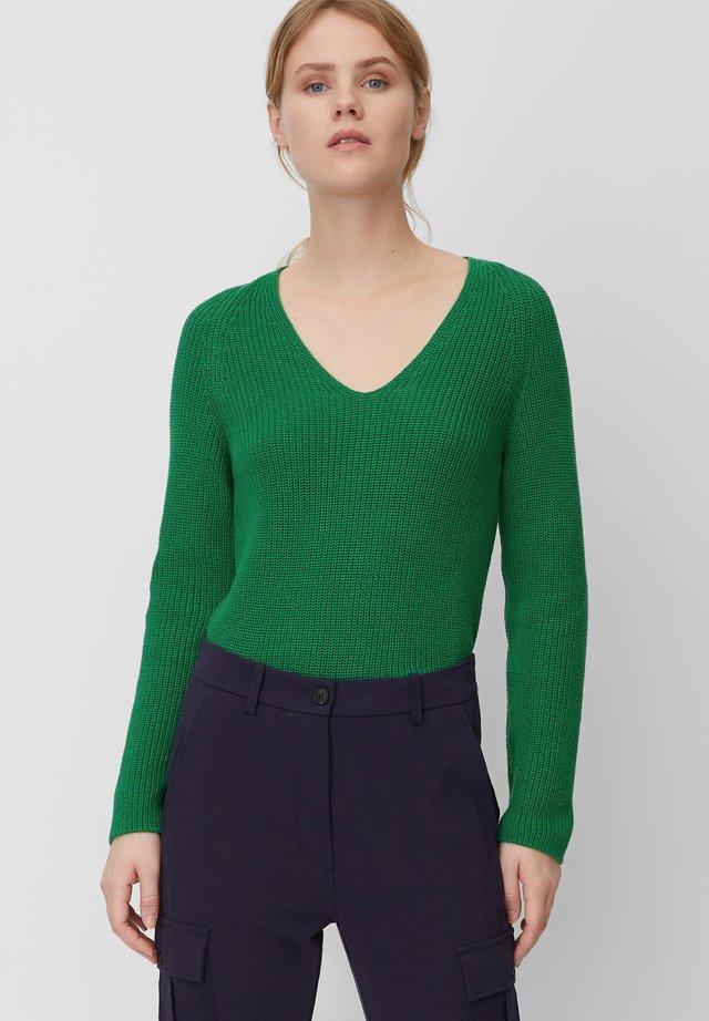 PULL - Sweter - evergreen